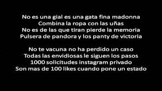 Farruko Ft De La Ghetto No Es Una Gial Letra YouTube