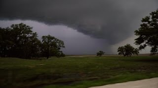 Winner (SD) United States  city photos : Tornado Warned HP Supercell - Winner SD May 22nd 2016