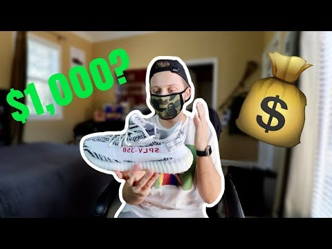 YEEZYS - ARE THEY WORTH IT?? ($1000)