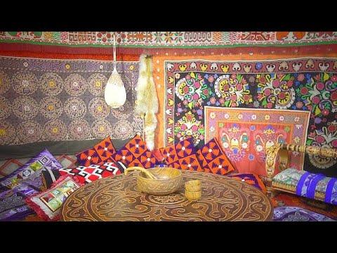 Αλμάτι, Καζακστάν: Παλιά έθιμα και νέοι τεχνίτες