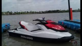 9. Test seadoo gts 130 �ม่น้ำเจ้าพระยา