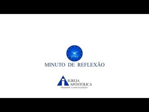 Mensagem de reflexão - MINUTO DE REFLEXÃO - Jesus quer qualidade