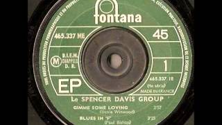 Video The Spencer Davis Group - Gimme Some Lovin'. Stereo MP3, 3GP, MP4, WEBM, AVI, FLV Juni 2018