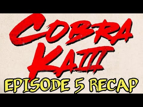 Cobra Kai Season 3 Episode 5 Miyagi-Do Recap