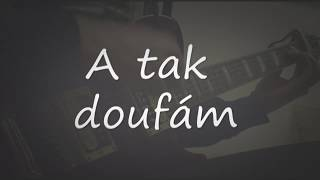 Video Majvely - Doufám (Lyrics video)