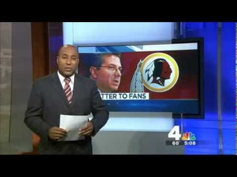 Redskins Owner Dan Snyder Sends Letter Defending Redskins to Fans