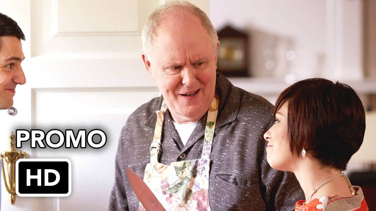 Proving John Lithgow Innocent is Proving Impossible in NBC's New Comedy Crime Spoof DocuSeries 'Trial & Error' (Promo)