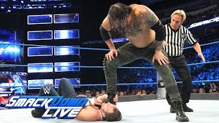 Nonton Dean Ambrose Vs  Baron Corbin  Smackdown Live  Aug  30  2016 Film Subtitle Indonesia Streaming Movie Download