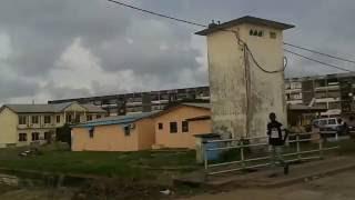Port Gentil Gabon  city pictures gallery : Driving Port Gentil, Gabon