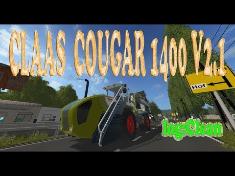 CLAAS COUGAR 1400 v2.1