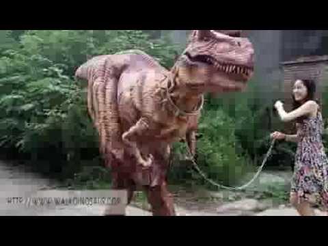 Dinosaurier-Kostüm für Erwachsene, echte Dinosaurier, Dinosaurier-Anzug