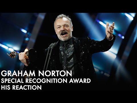NTA 2017 Special Recognition Award Reaction