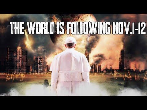 Breaking U.N. Pope Prophecy Update: SOMETHING BIBLICAL IS COMING NOV. 1 - Rev.13:3 Is Happening!