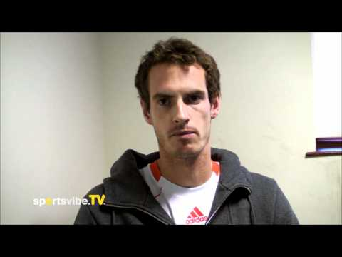 Andy Murray on Tennis, 2012 Olympic Games and Boxing