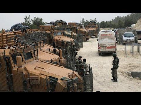 Ερντογάν: «Δεν θα υποχωρήσουμε από την Αφρίν»