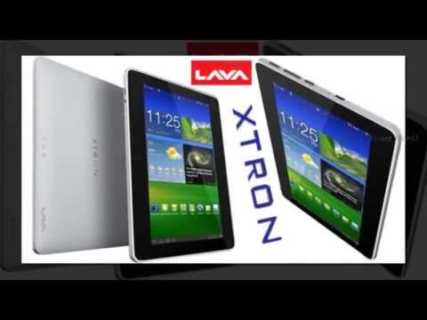 Lava E-Tab XTRON+ Android Tablet with 7
