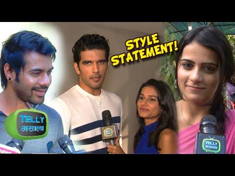 Ishani, Abhi, Kabir, Nisha's Style Statement | Exc