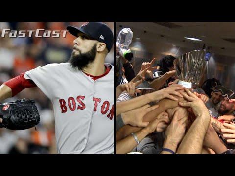 Video: MLB.com FastCast: Red Sox clinch AL pennant: 10/18/18