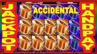 Video ** ACCIDENTAL JACKPOT HANDPAY ** MUST WATCH ** HOLD ON TO YOUR HAT ** SLOT LOVER ** MP3, 3GP, MP4, WEBM, AVI, FLV Juli 2019