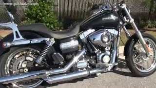 6. Used 2012 Harley Davidson FXDC Superglide Custom