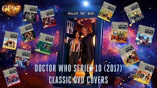 GF97's Doctor Who Series 10 Classic DVD Covers based on the Classic Doctor Who Range! Features all 12 episodes from Peter Capaldi's third & last series as ...