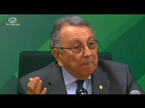 Presidente da CNA, João Martins, fala sobre processo eleitoral na entidade