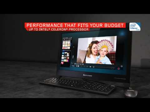 Lenovo C240 All-In-One PC Tour