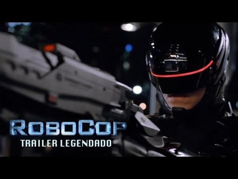 Trailer Robocop 2013 – Legendado – HD