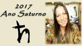 Olá, pessoal❣ Vamos bater papo? Aqui está o vídeo falando sobre a Regência de Saturno para o ano de 2017 e também falo um pouco sobre o Grande Ciclo de 36 an...