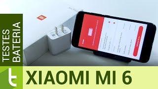 Xiaomi incluiu uma bateria de 3350mAh no Mi 6 e o TudoCelular realizou diversos testes para conferir a autonomia do novo...