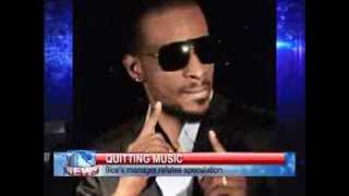 9ICE DENIES QUITING MUSIC FOR POLITICS