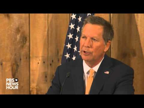 Triv Today: Kasich At The Bat. There Is No Joy In Columbus...
