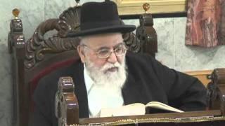מוסר מפרשת בחוקותי – הרב אברהם חפוטא