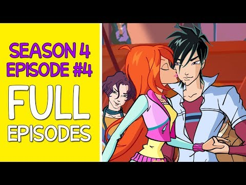 "Winx Club Season 4 Episode 4 ""Love & Pet"" RAI English HQ"