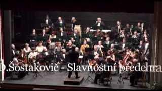 Video Symfonický orchestr Frýdek-Místek - Dmitrij Šostakovič - Slavnos