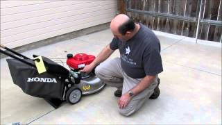 7. Honda Lawn Mower HRR216VKA Features and 1st Start