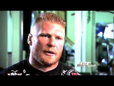 Brock Lesnar Pre Fight Interview UFC121