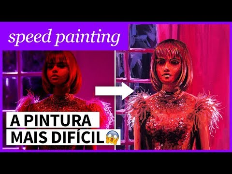 gratis download video - Selena-Gomez-Back-to-You-PINTURA-em-GUACHE--Rodrigo-Falco