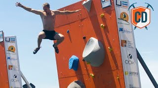 Matt Gets Scared 15m Above The Sea | Climbing Daily Ep.1191 by EpicTV Climbing Daily