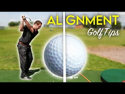 Perfect Golf Alignment Every Time