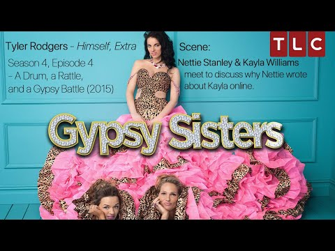 Tyler Rodgers Extra Gypsy Sisters Season 4, Episode 4