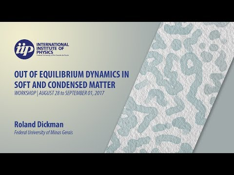 Thermodynamics and phase coexistence in nonequilibrium steady states - Ronald Dickman