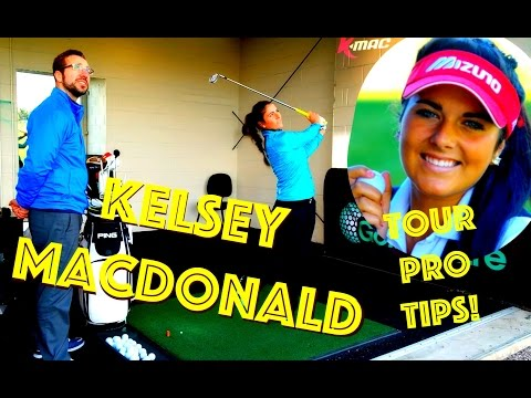 Tour Pro Golf Tips With Kelsey MacDonald