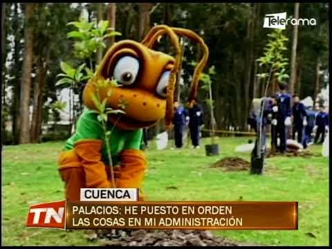 Palacios: He puesto en orden las cosas en mi administración