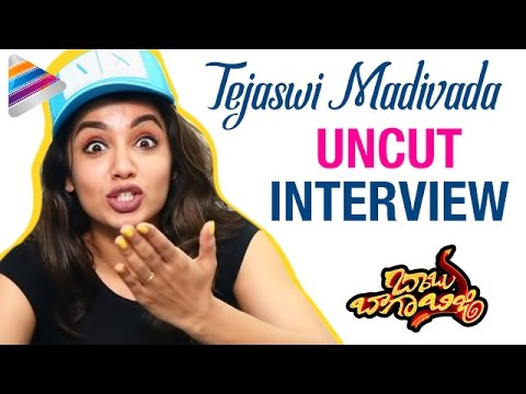 Tejaswi Madivada UNCUT Interview   Tejaswi Madivada BOLD ANSWERS