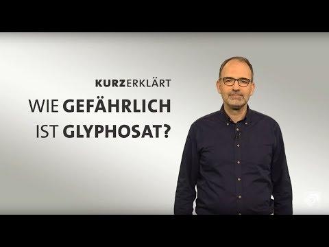 Wie gefährlich ist Glyphosat?