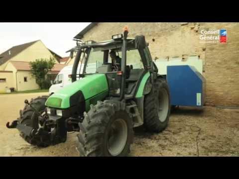 CG21 Rencontre agricole - Banc d'essai tracteur