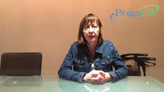 MS (Multiple Sclerosis) Patient Testimonial. English (subtítulos en Español)