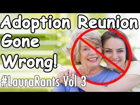 ADOPTION Search Goes Bad | Birth Family Rejection