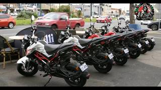 2. Benelli TNT 135 Specifications/Review 2020 | Reymoto